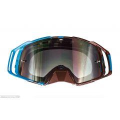 MT MX Evo Stiripes glasögon, blå/svart