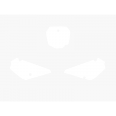 Blackbird nummerbottnar vit RM85 02-15