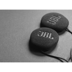 Cardo 40mm spkr hd with jbl logo