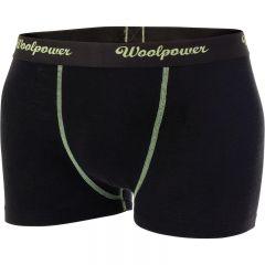 Woolpower Ms Merino boxer underställ byxor svart