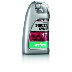 Motorex Power Synt 4T 10W/50 1 ltr (10)