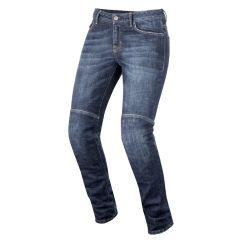 Alpinestars Dam Daisy jeans mörkblå