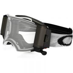 Oakley Goggles Airbrake Mx MatteWht Speed w/RR RollOff Goggle