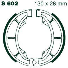 AIR Bromsbackar S 602 130x28mm parvis
