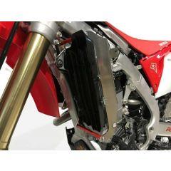 AXP Kylarskydd med röda distanser Honda CRF250R 18