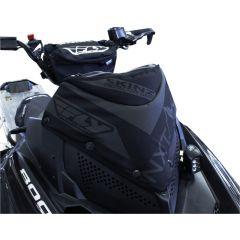 Skinz Next Level Vindrute Väska svart 2011-15 Polaris Pro RMK/Switchback/Rush