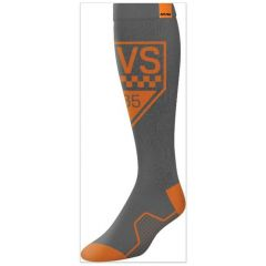EVS MOTO SOCK-CIRCUIT  orange