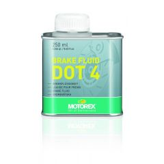 Motorex Brake Fluid Dot 4 250 ml (12)