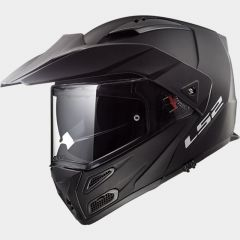 LS2 Hjälm FF324 METRO EVO SOLID matt svart