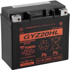 Yuasa batteri, GYZ20HL (wc)