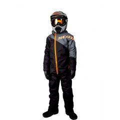 SCOTT Monosuit K's Dryo svart/orange