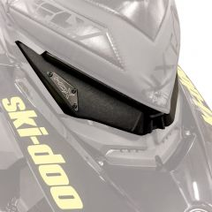Skinz Lykt borttagningskit Kit Svart Ski-Doo 850 Rev 4