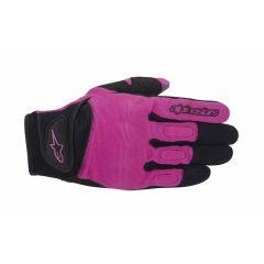Alpinestars Handske Dam Spartan svart/pink