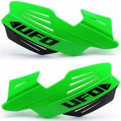 UFO Ersättningsplast handskydd Vulcan Grön 026