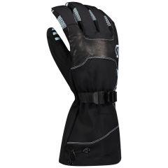 SCOTT Handske Cubrick svart/ blue