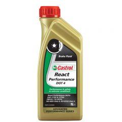 Castrol Bromsvätska React Performance DOT  4 1 L