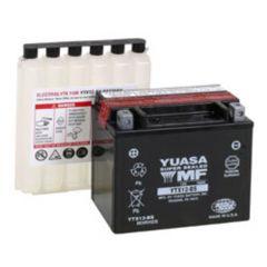 YUASA batteri YTX12-BS  (CP) Inkl syra