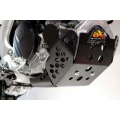 AXP Hasplåt Svart Honda CRF250R 18, CRF450R/RX 17-18