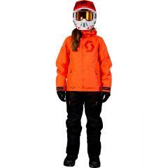 SCOTT Jacket W's Move Dryo grenadine orange
