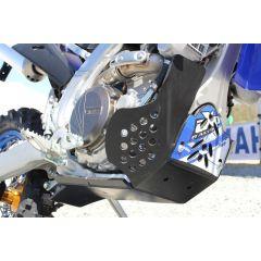 AXP Xtrem HDPE Hasplåt Svart Yamaha WR250F 15-, WR450F 16-18