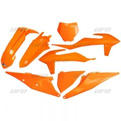 UFO Plastkit 5-delar KTM SX/SXF125-450 19- Orange 127