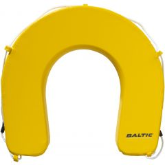 Baltic Hästskoboj gul