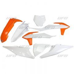 UFO Plastkit 5-delar KTM SX/SXF125-450 19- OEM 999 2019