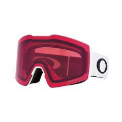 Oakley SMB Goggles Fall Line XL Matte White w/Prizm RoseGBL