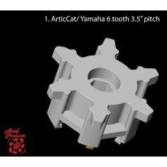 "Avid Drivhjulspar AC/Yamaha 3,5"" 6 kugg"