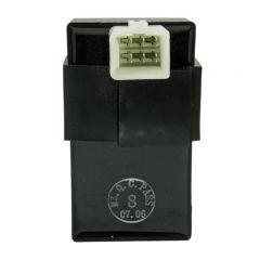 CDI-Box, Enkelkontakt, Kina-skotrar 4-T 50cc