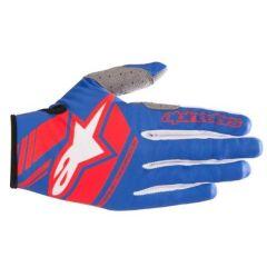 Alpinestars handskar Neo, blå/röd
