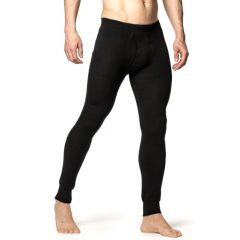 Woolpower Long Johns with Fly 200 svart