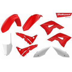 Polisport plastic Restyling kit CR125/250 02-07