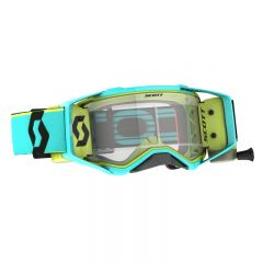 Scott Goggle Prospect WFS teal blue/yellow clear works