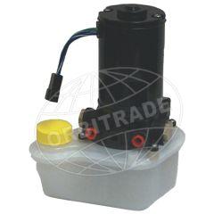 Orbitrade, hydraulpump trim tilt
