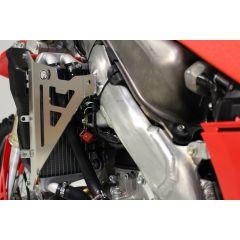 AXP Radiator Braces Red Honda CRF250R-CRF250RX 20