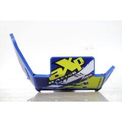 AXP Xtrem HDPE Hasplåt Blå Sherco SEFR250-SEFR300 12-18