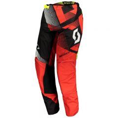 Scott Byxor 350 Dirt röd/svart