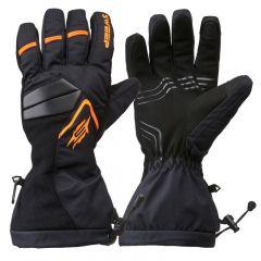 Sweep Scout Handske, Svart/Orange