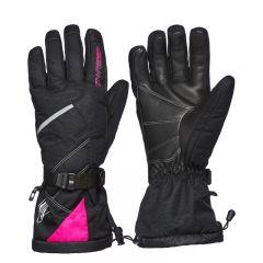 Sweep Snow Queen 2.0 ladies handske svart/rosa