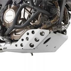 Givi Oil carter protector in Aluminium Honda CRF1000L Africa Twin (16)