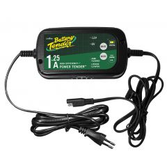 Battery Tender Plus 6V/12V 1.25A lead acid/lithium Batteriladdare