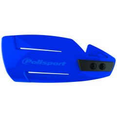 Polisport Hammer Handguards + Universal Plastic Mounting Kit Blue