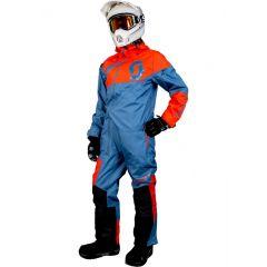 SCOTT Monosuit W's DS blå/grenadine orange