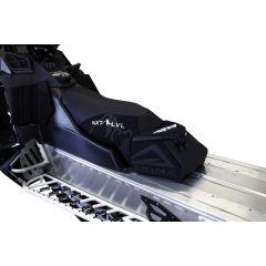 Skinz Airframe dyna låg Freeride Svart 2011-15 Polaris Pro RMK integrerad Väska
