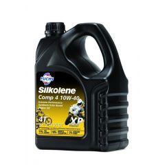 Silkolene Comp 4 10W-40 XP 4L (4x4l)