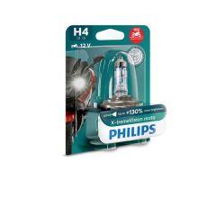 Philips glödlampa H4  XtremeVision 12V/60/55W