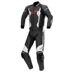 Alpinestars Skinnställ GP Force 2 PCS  Svart/Vit