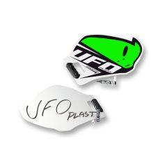 UFO Placeringstavla Alien med penna