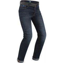 PMJ Jeans Caferacer Blå bälte ingår